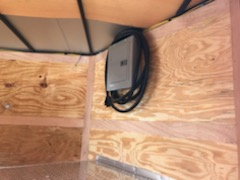 30 AMP Electrical Box